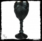 GOTHIC COLLECTION - Baphomet Goblet 20cm - čaša