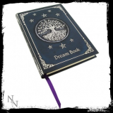 GOTHIC COLLECTION - Embossed Dream Book 17cm  - poznámková knižka