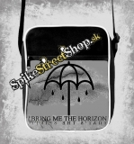 BRING ME THE HORIZON - That´s Spirit Grey - retro taška na rameno