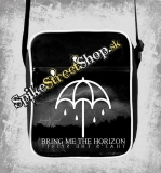 BRING ME THE HORIZON - That´s Spirit Black - retro taška na rameno
