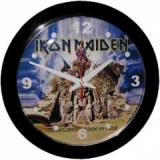 IRON MAIDEN - Somewhere Back In Time - nástenné hodiny