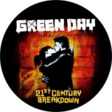 GREEN DAY - 21 st. Century Breakdown - odznak