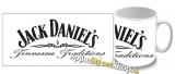 Hrnček JACK DANIELS - Tennessee Traditions White