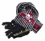 LOVE KILLS - Beanie & Scarf & Gloves - zimná sada