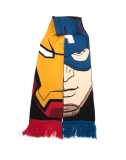 MARVEL COMICS -  Team Stark vs Team Cap Knitted Scarf - šál
