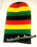 Zimná čiapka RASTA REGGAE COLOUR - 4 Colours Sloach
