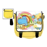 HAPPY TREE FRIENDS - Yellow Lump Messenger Bag - taška na rameno (Výpredaj)