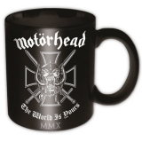 Hrnček MOTORHEAD - Iron Cross