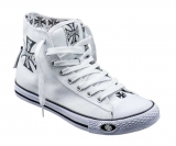 Tenisky WEST COAST CHOPPERS - Warrior Sneakers White