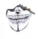SKULL - Jaws & Teeth - maska