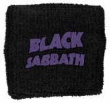BLACK SABBATH - Purple Wavy Logo - potítko