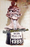 Keramická figúrka IRON MAIDEN - Eddie Through The Years 1988