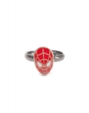 MARVEL COMICS - Spider-man Mask Ring - prsteň