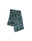 NINTENDO - Zelda All Over Triforce Logo Fashion Scarf - šál