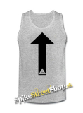 30 SECONDS TO MARS - Sign - Mens Vest Tank Top - šedé
