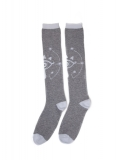 NINTENDO - Zelda Breath of the Wild Sheikah Eye Knee High Socks - ponožky