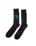 NINTENDO - Zelda Breath of the Wild Sheikah Eye Crew Socks - ponožky