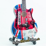 Gitara BEATLES - GIBSON CLASSIC ABBEY ROAD - Mini Guitar USA