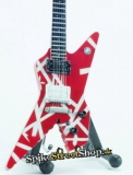Gitara EDDIE VAN HALEN - DESTROYER SHARK - Mini Guitar USA
