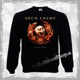 ARCH ENEMY - Will To Power - mikina bez kapuce