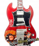 Gitara AC/DC - ANGUS YOUNG - TRIBUTE - Mini Guitar USA