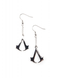 ASSASSINS CREED - Earrings With Creed Logo - náušnice