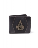 ASSASSINS CREED ORIGINS - Origins Crest Zip Around Bi-Fold Wallet - peňaženka