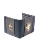 ASSASSINS CREED ORIGINS - Zip Around Wallet with Metal Scarab Logo - peňaženka