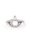 ASSASSINS CREED - Crest Braided Ring - prsteň
