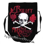BULLET FOR MY VALENTINE - Red Rose & Skull - vak