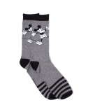 DISNEY - Mickey Wide Arms Crew Socks - ponožky