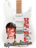 Gitara DAVID BOWIE - TRIBUTE - Mini Guitar USA