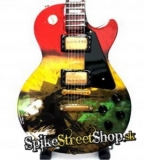 Gitara BOB MARLEY - RASTA MAN TRIBUTE - Mini Guitar USA