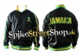 RASTA - Black Jamaican Theme Jacket  - bunda