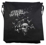 AVENGED SEVENFOLD - Bat Skull Official Folder Bag - taška na rameno