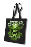 AVENGED SEVENFOLD - Welcome to the Family Official Tote  - taška cez plece
