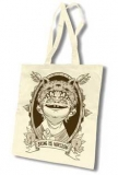 BRING ME THE HORIZON - Wolf Head Official Tote Bag - taška cez plece