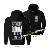 FORTNITE - Straight Outta Tilted Towers - mikina na zips