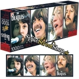 BEATLES - Faces - puzzle