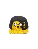 ADVENTURE TIME - Jake Snapback With Printed Bill - šiltovka