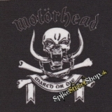 Fotonášivka MOTORHEAD - March Or Die
