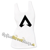 APEX LEGENDS - Crest Logo Champion - Ladies Vest Top - biele