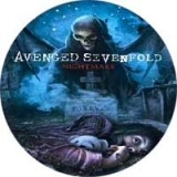AVENGED SEVENFOLD - Nightmare - odznak