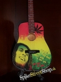 Gitara BOB MARLEY - TRIBUTE - Mini Guitar USA