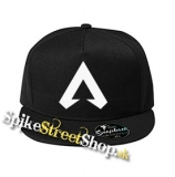 "APEX LEGENDS - Crest Logo Champion - čierna šiltovka model ""Snapback"""