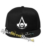 "ASSASSINS CREED - Logo - čierna šiltovka model ""Snapback"""