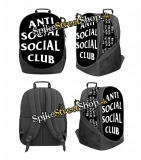 ANTI SOCIAL SOCIAL CLUB - B&W Text - ruksak 3D Big Fullprint