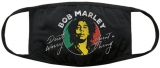 BOB MARLEY - Don´t Worry About Thing - rúško na tvár