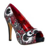 Lodičky IRON FIST - Oh No Girls Platform Charcoal