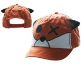 FREAKS AND FRIENDS - Brown Fox Adjustable Cap - šiltovka